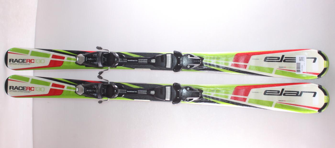 Dětské lyže ELAN RACE RC  130cm
