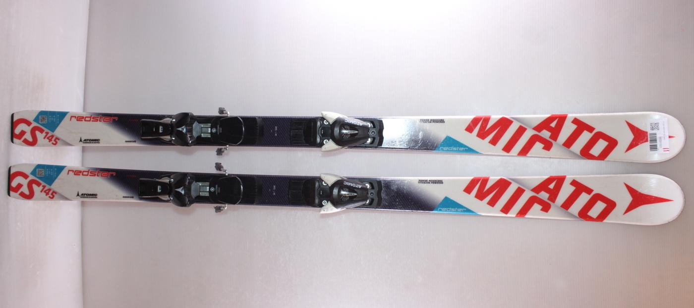 Dětské lyže ATOMIC REDSTER GS 145cm