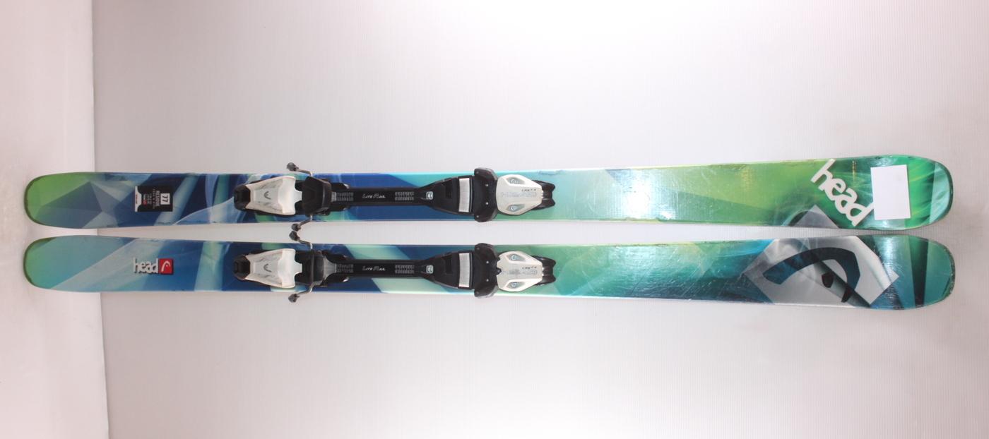 Dětské lyže HEAD RESIDUE 154cm
