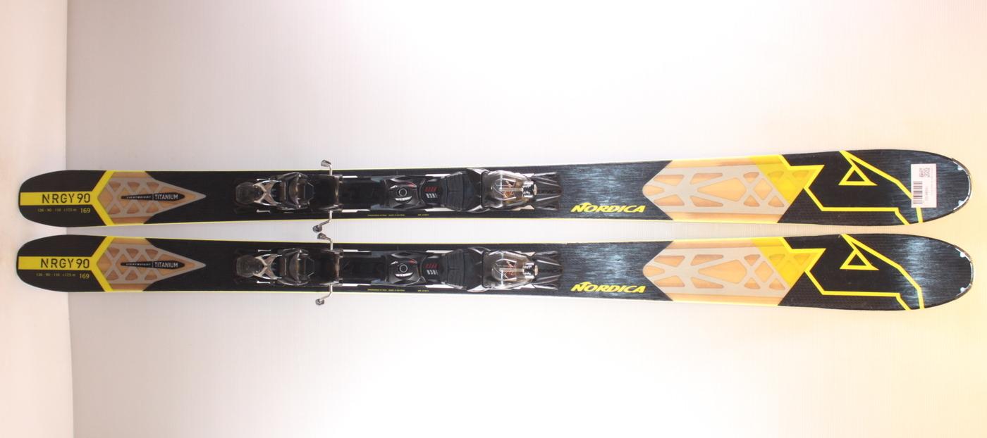Lyže NORDICA NRGY 90 185cm
