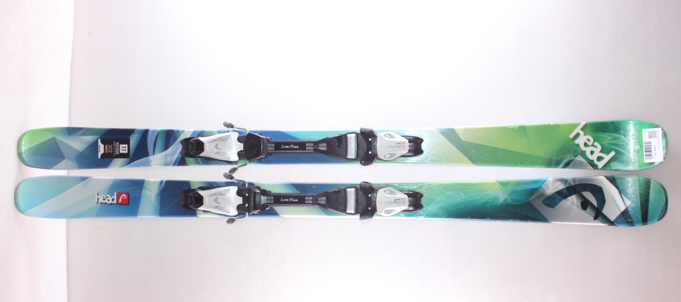 Dětské lyže HEAD RESIDUE 145cm