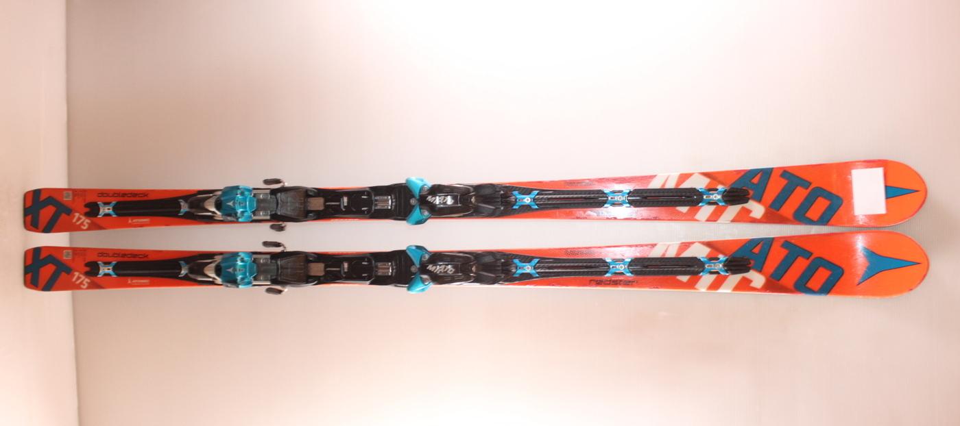 Lyže ATOMIC REDSTER DOUBLEDECK XT 175cm