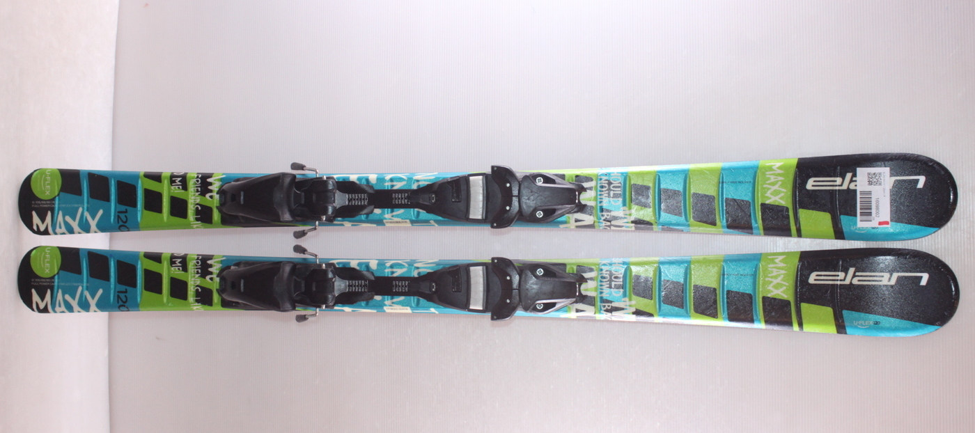 Dětské lyže ELAN MAXX 120cm