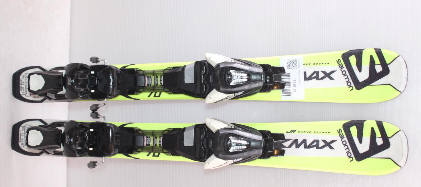 Dětské lyže SALOMON X RACE JR 70cm
