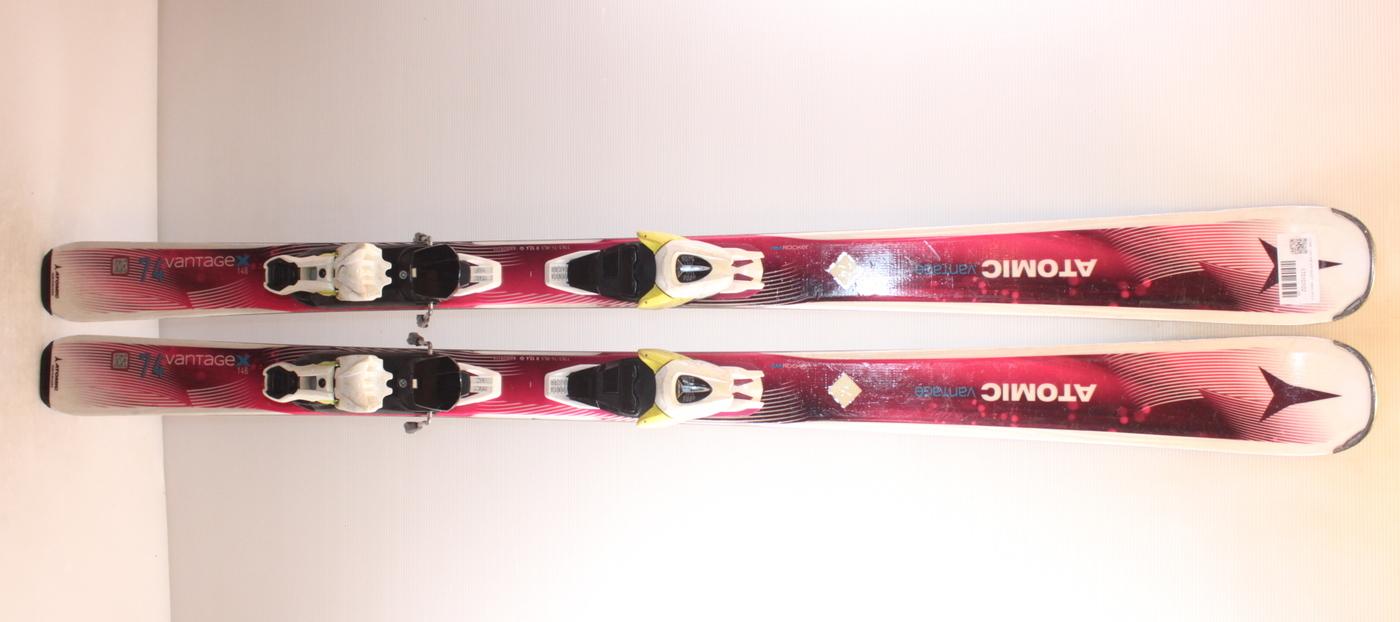 Dámské lyže ATOMIC VANTAGE X74 VIOLETT 146cm