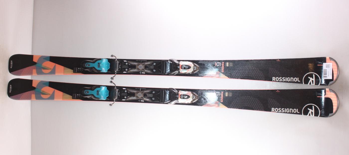 Dámské lyže ROSSIGNOL FAMOUS 6 156cm