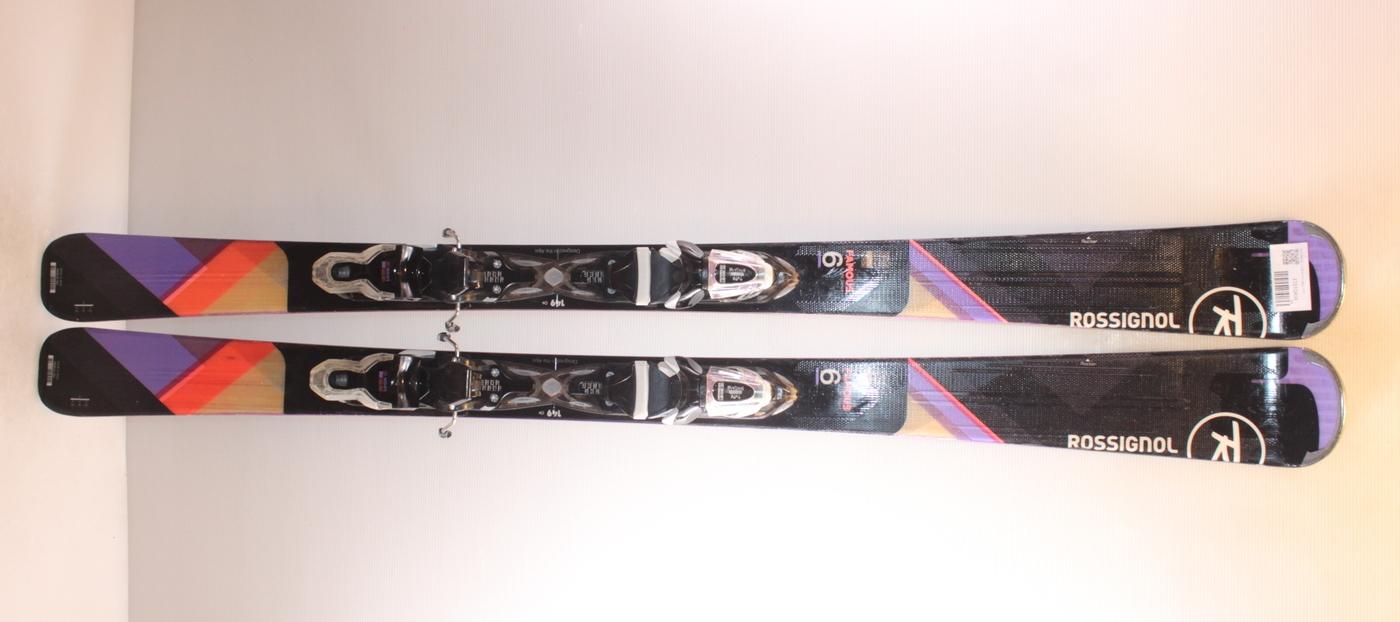 Dámské lyže ROSSIGNOL FAMOUS 6 149cm