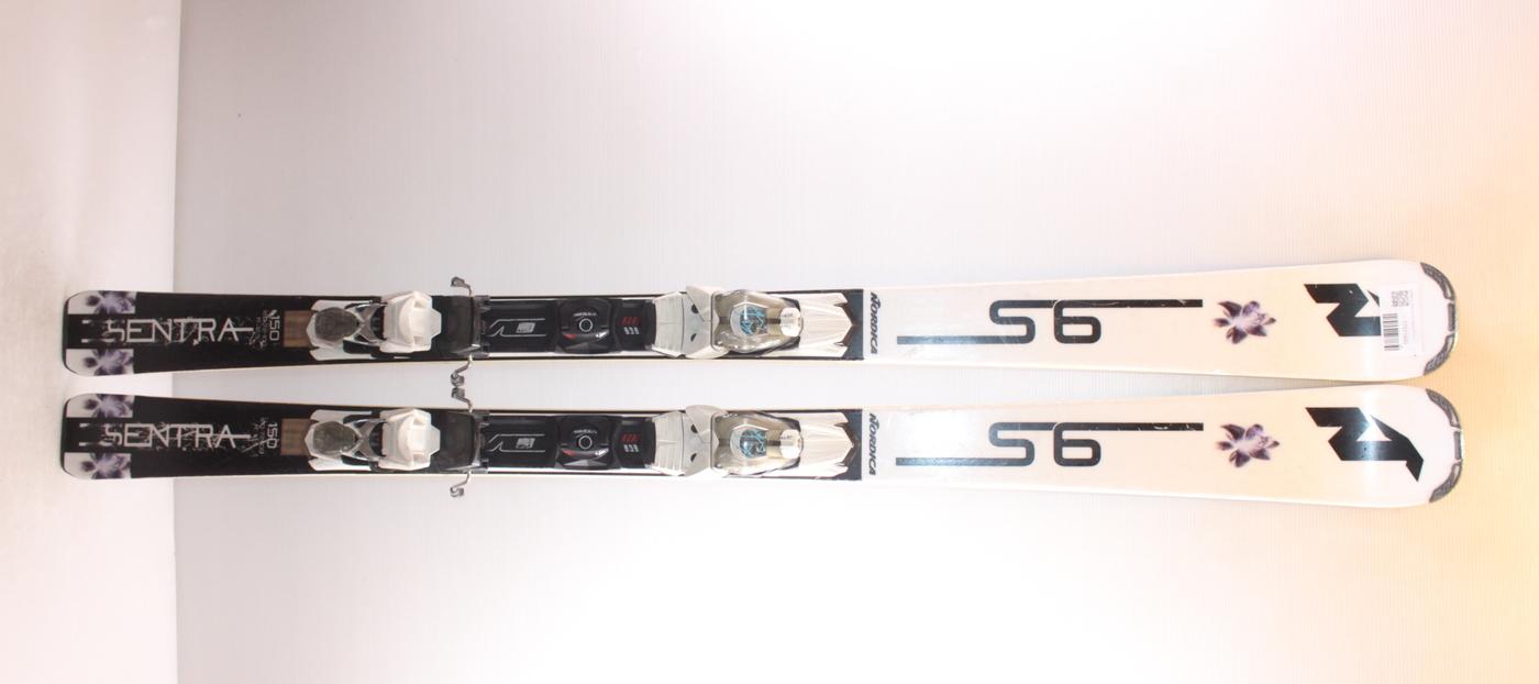 Dámské lyže NORDICA SENTRA S6 150cm