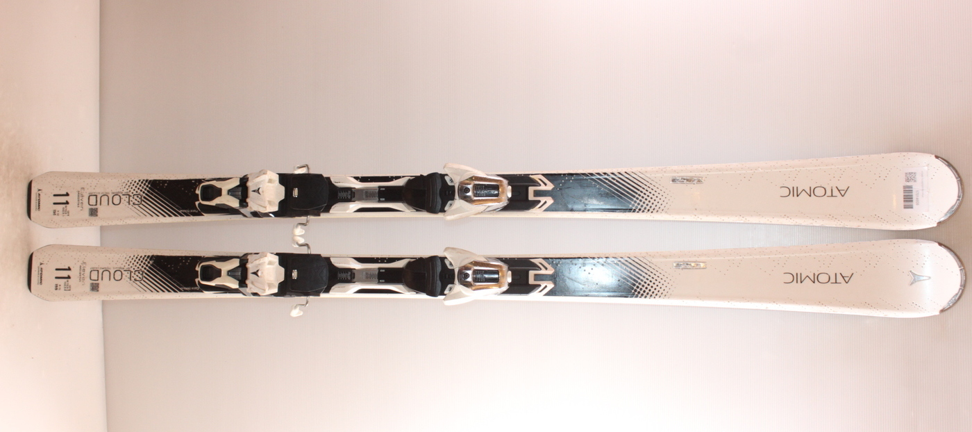 Dámské lyže ATOMIC CLOUD ELEVEN 155cm rok 2017