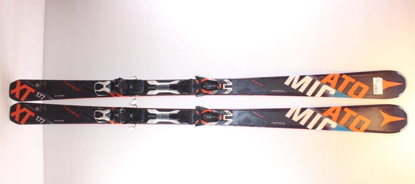Lyže ATOMIC REDSTER XT 177cm