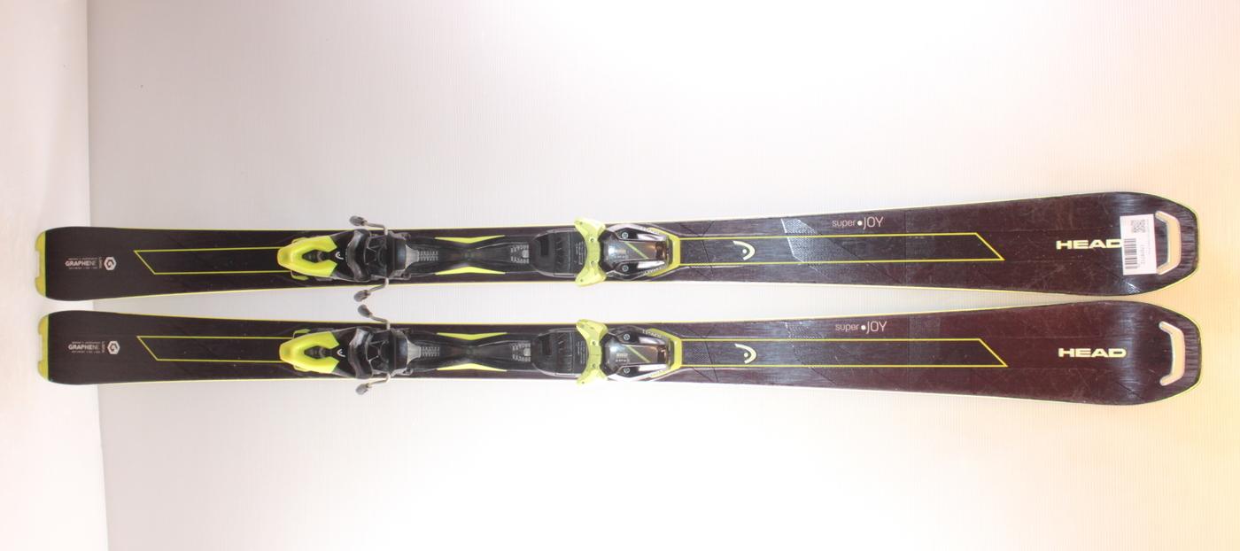 Dámské lyže HEAD SUPER JOY 153cm