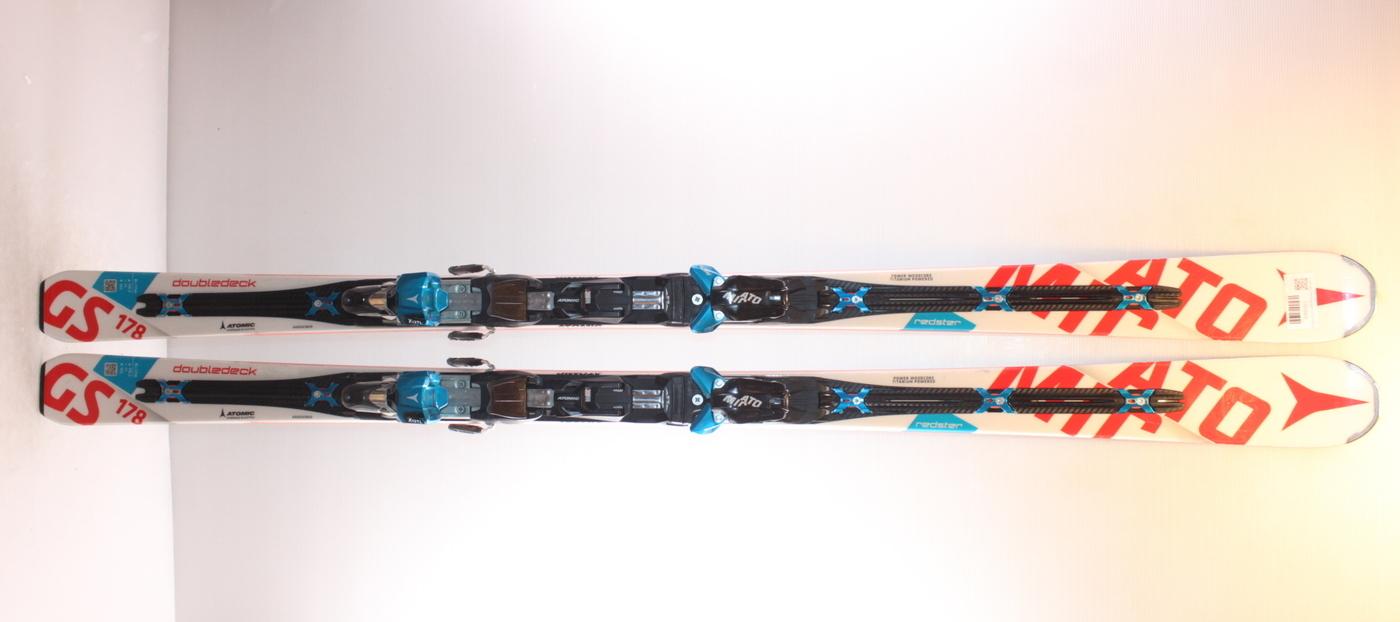 Lyže ATOMIC REDSTER DOUBLEDECK 3.0 GS 178cm