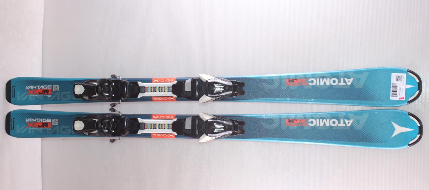 Dětské lyže ATOMIC VANTAGE JR X 120cm
