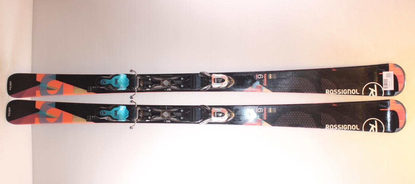 Dámské lyže ROSSIGNOL FAMOUS 6 163cm