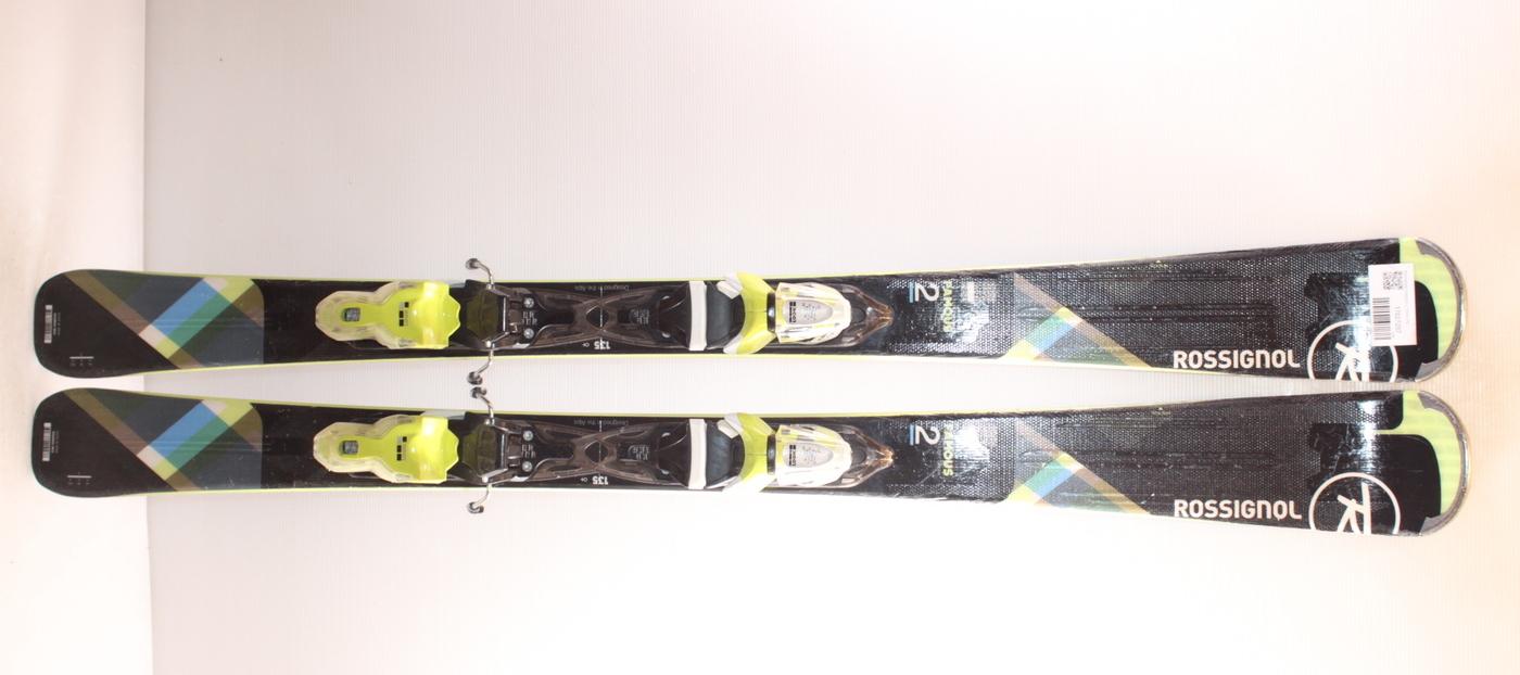 Dámské lyže ROSSIGNOL FAMOUS 2 135cm