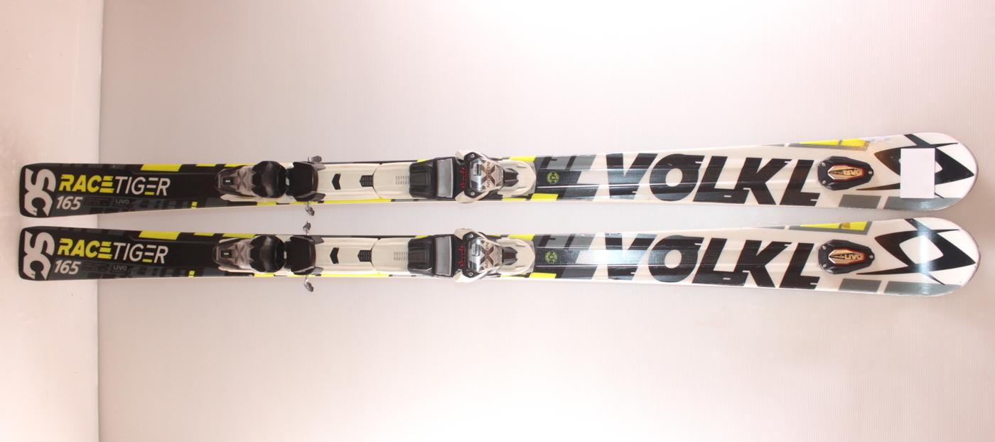 Lyže VOLKL RACETIGER SC UVO WHITE 165cm