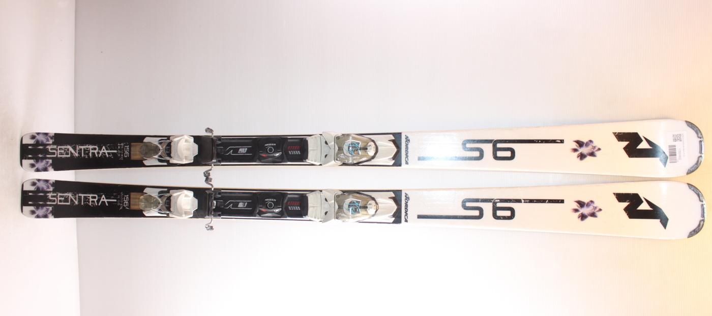 Dámské lyže NORDICA SENTRA S6 156cm