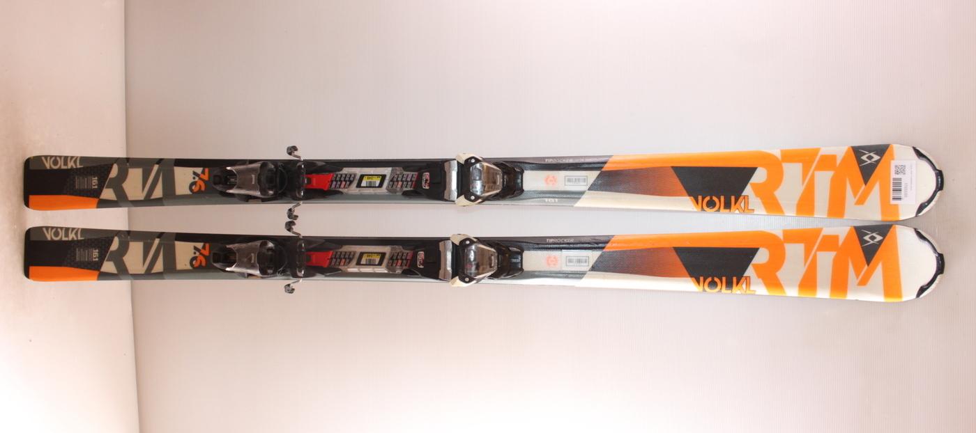 Lyže VOLKL RTM 7.6 ORANGE 161cm