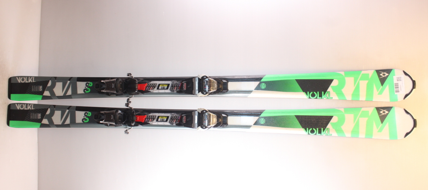 Lyže VOLKL RTM 8.0 165cm