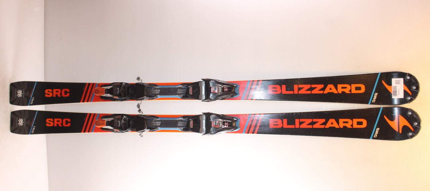 Lyže BLIZZARD SRC  160cm