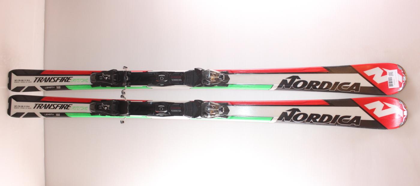 Lyže NORDICA TRANSFIRE RTX 168cm