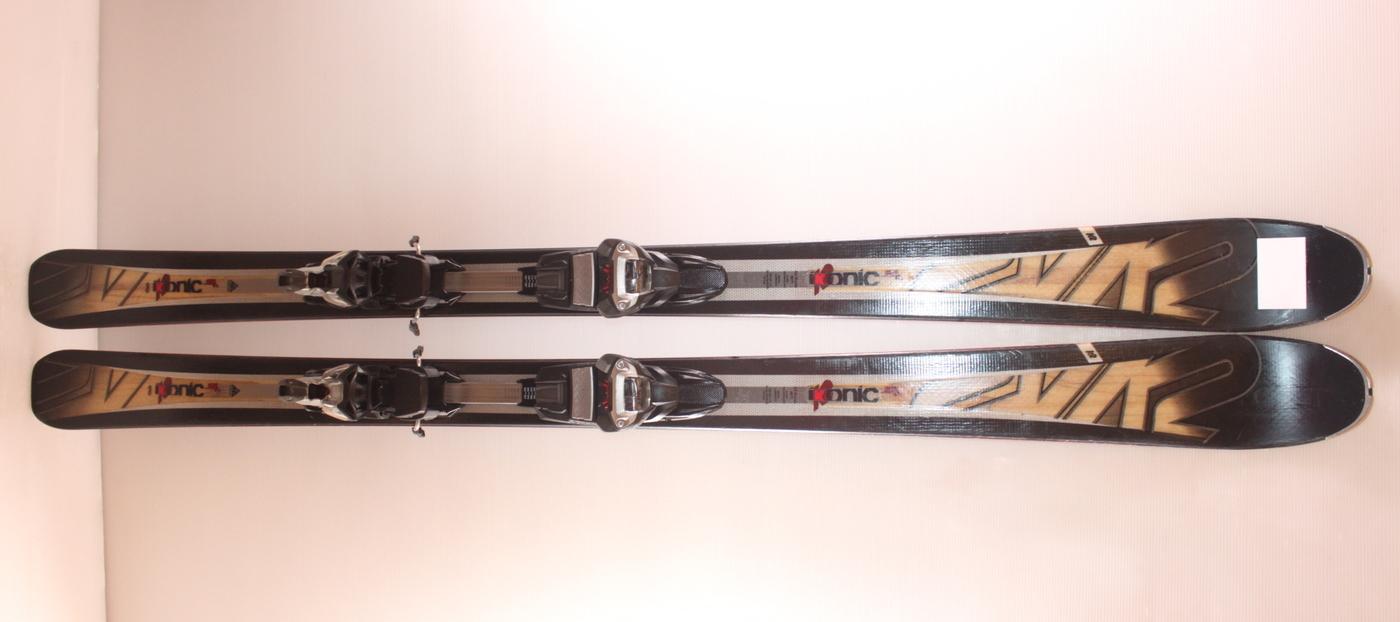 Lyže K2 IKONIC 85 Ti 170cm