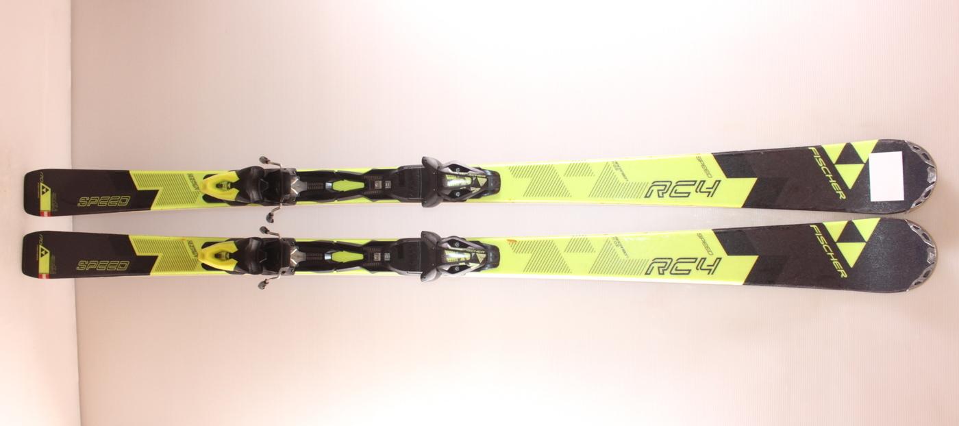 Lyže FISCHER RC4 SPEED 170cm