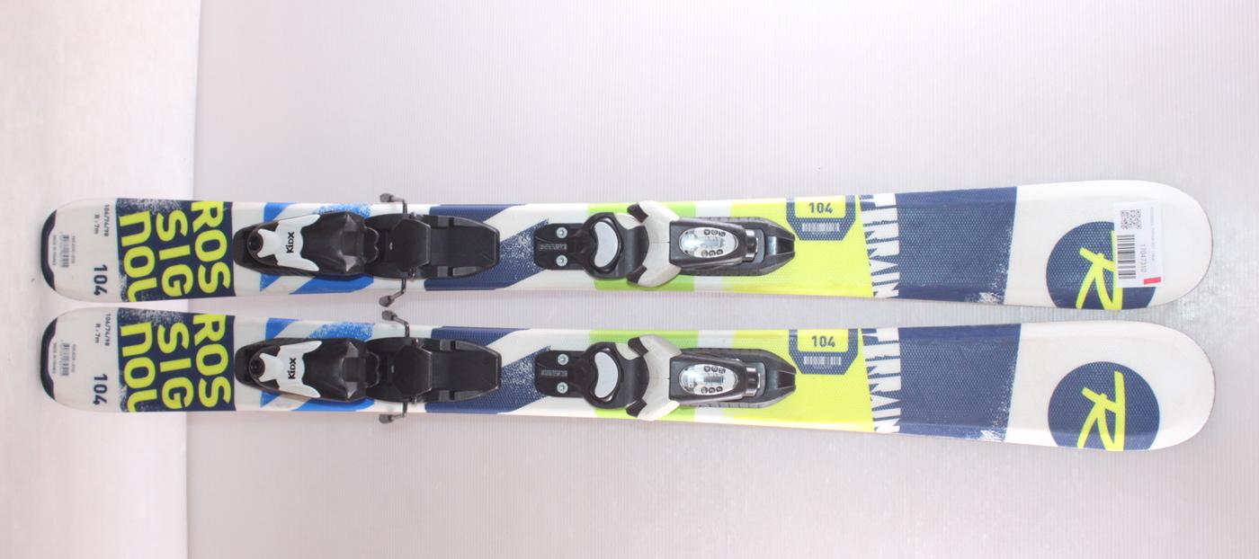 Dětské lyže ROSSIGNOL TERRAIN BOY 104cm
