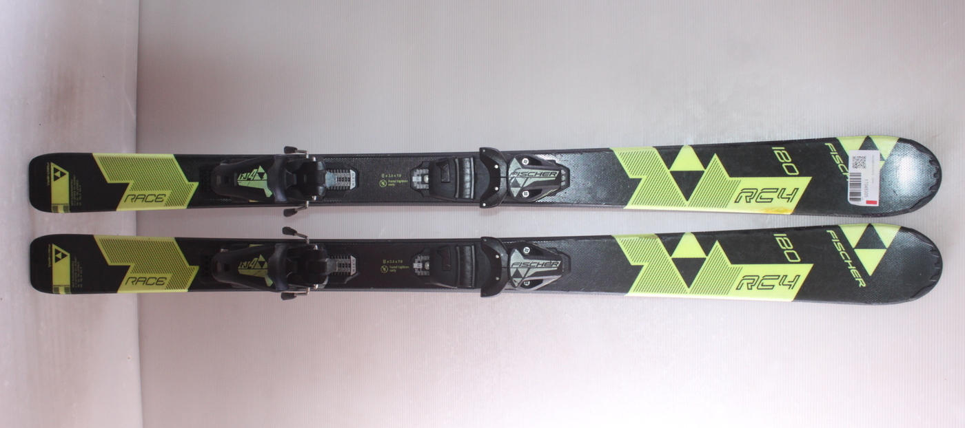 Dětské lyže FISCHER RC4 RACE  120cm