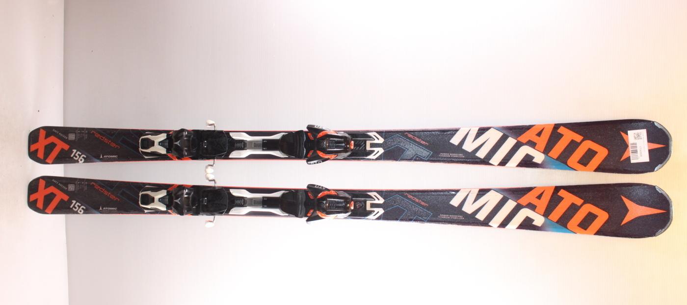 Lyže ATOMIC REDSTER XT 156cm