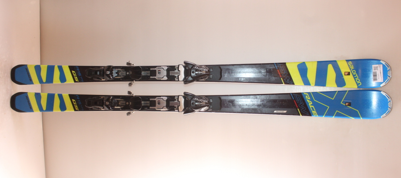 Lyže SALOMON X-RACE SW GS 170cm