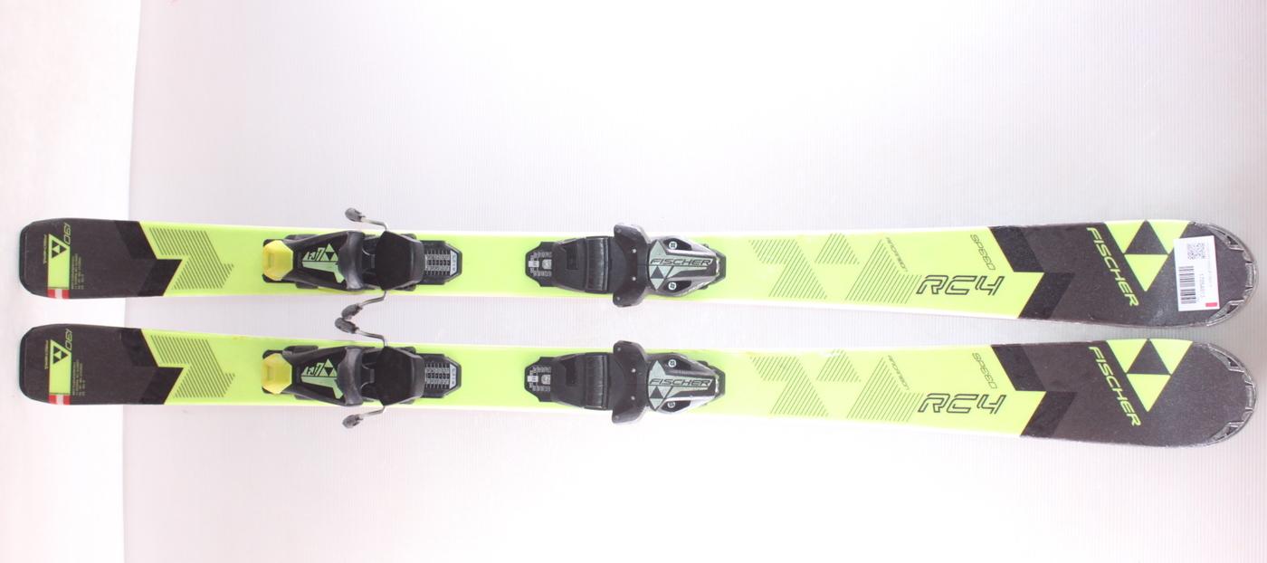Dětské lyže FISCHER RC4 SPEED JR 130cm