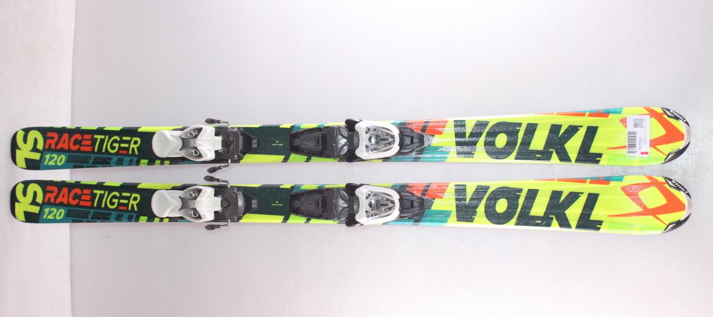 Dětské lyže VOLKL RACETIGER SL 120cm