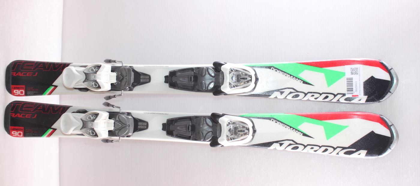 Dětské lyže NORDICA DOBERMANN TEAM RACE J 90cm