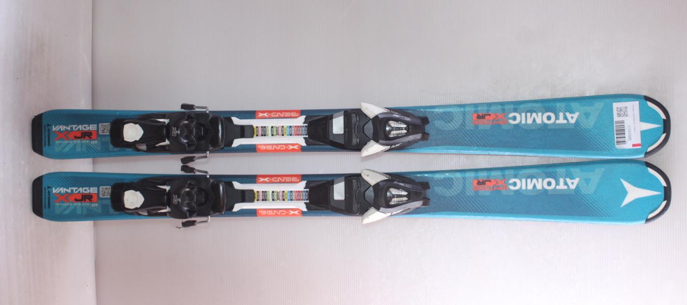 Dětské lyže ATOMIC VANTAGE JR X 100cm rok 2017