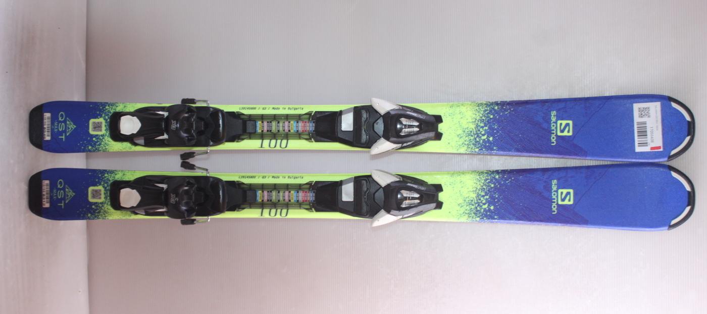 Dětské lyže SALOMON QST MAX 100cm
