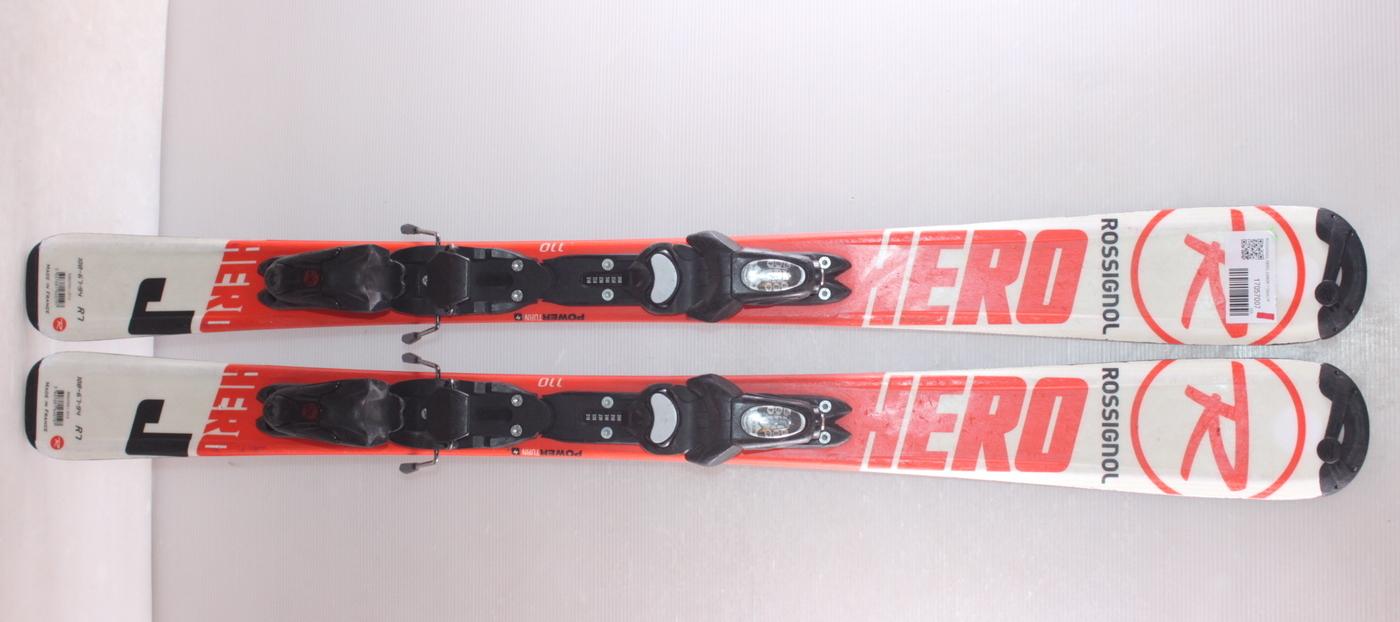 Dětské lyže ROSSIGNOL HERO JUNIOR 110cm
