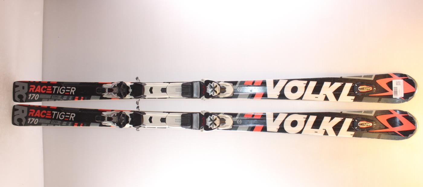Lyže VOLKL RACETIGER RC UVO WHITE 170cm