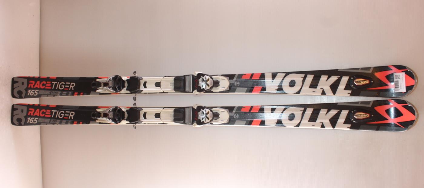 Lyže VOLKL RACETIGER RC UVO WHITE 165cm