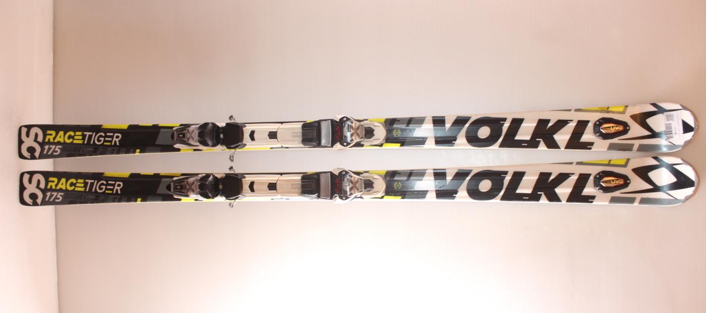 Lyže VOLKL RACETIGER SC UVO YELLOW 175cm