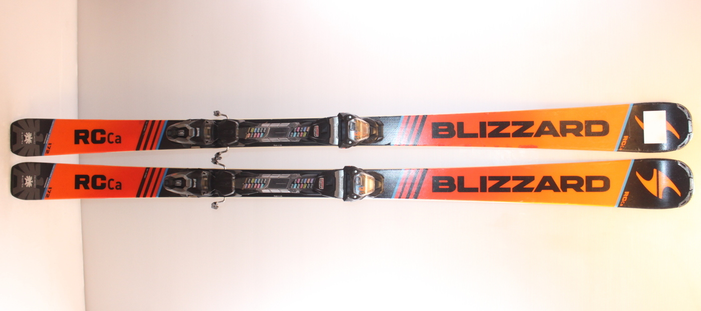 Lyže BLIZZARD RC Ca orange 172cm