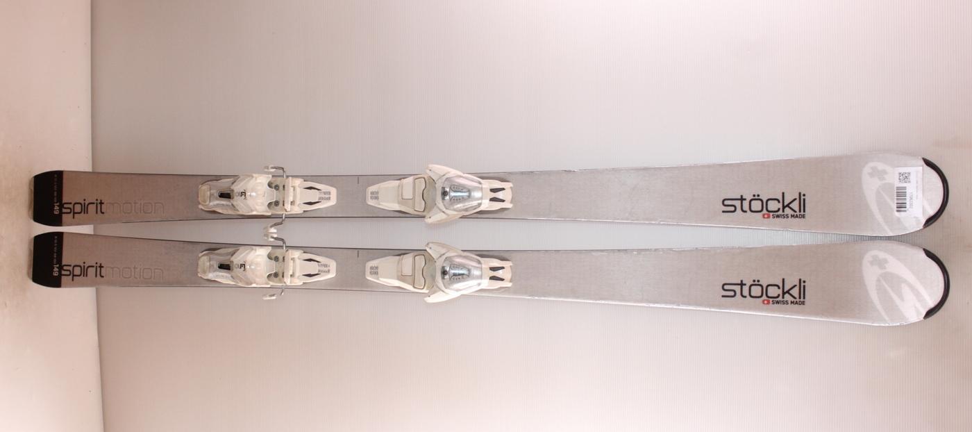 Dámské lyže STOCKLI SPIRIT MOTION 149cm