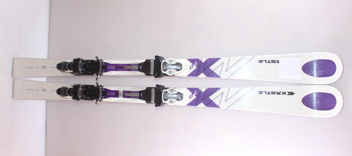 Dámské lyže KÄSTLE MX 70 144cm