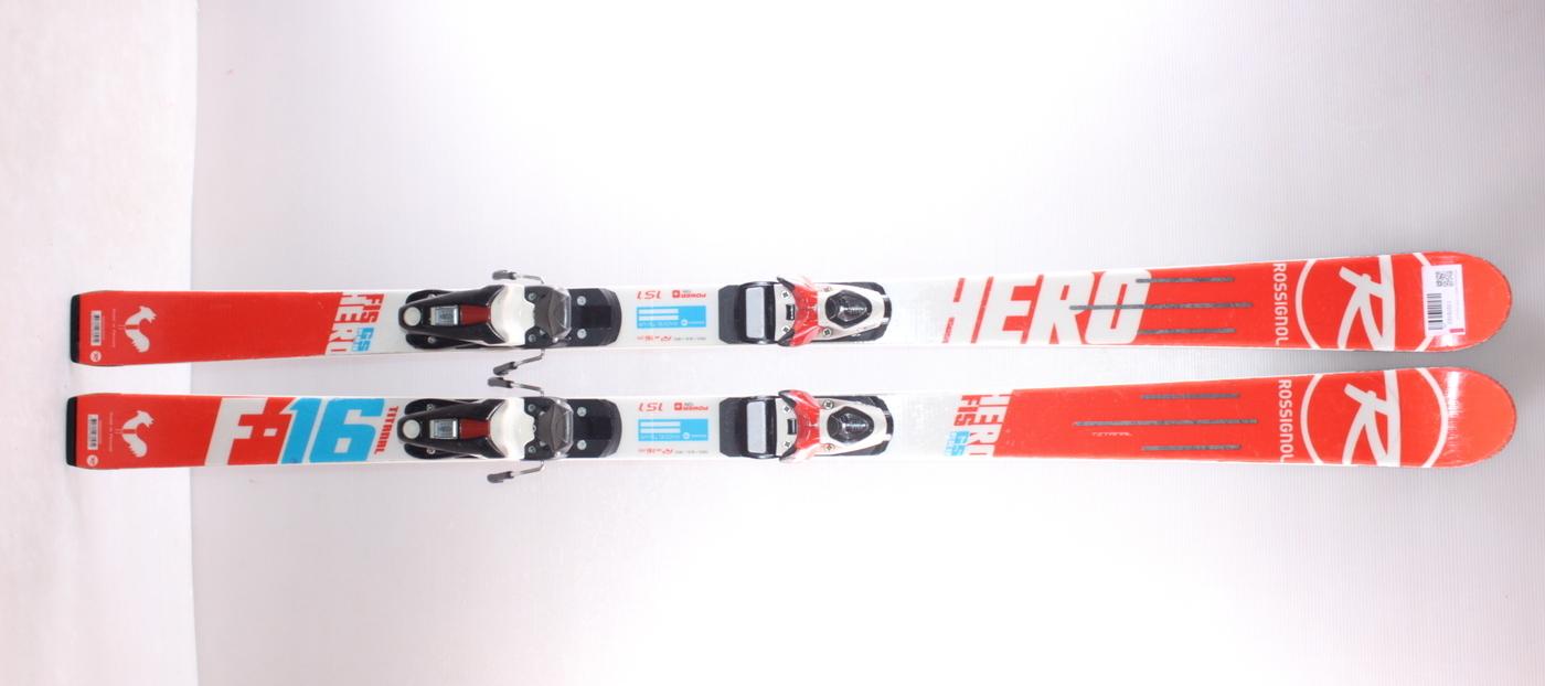 Dětské lyže ROSSIGNOL HERO F-16 FIS 151cm