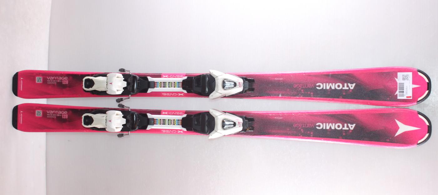 Dívčí lyže ATOMIC VANTAGE  120cm