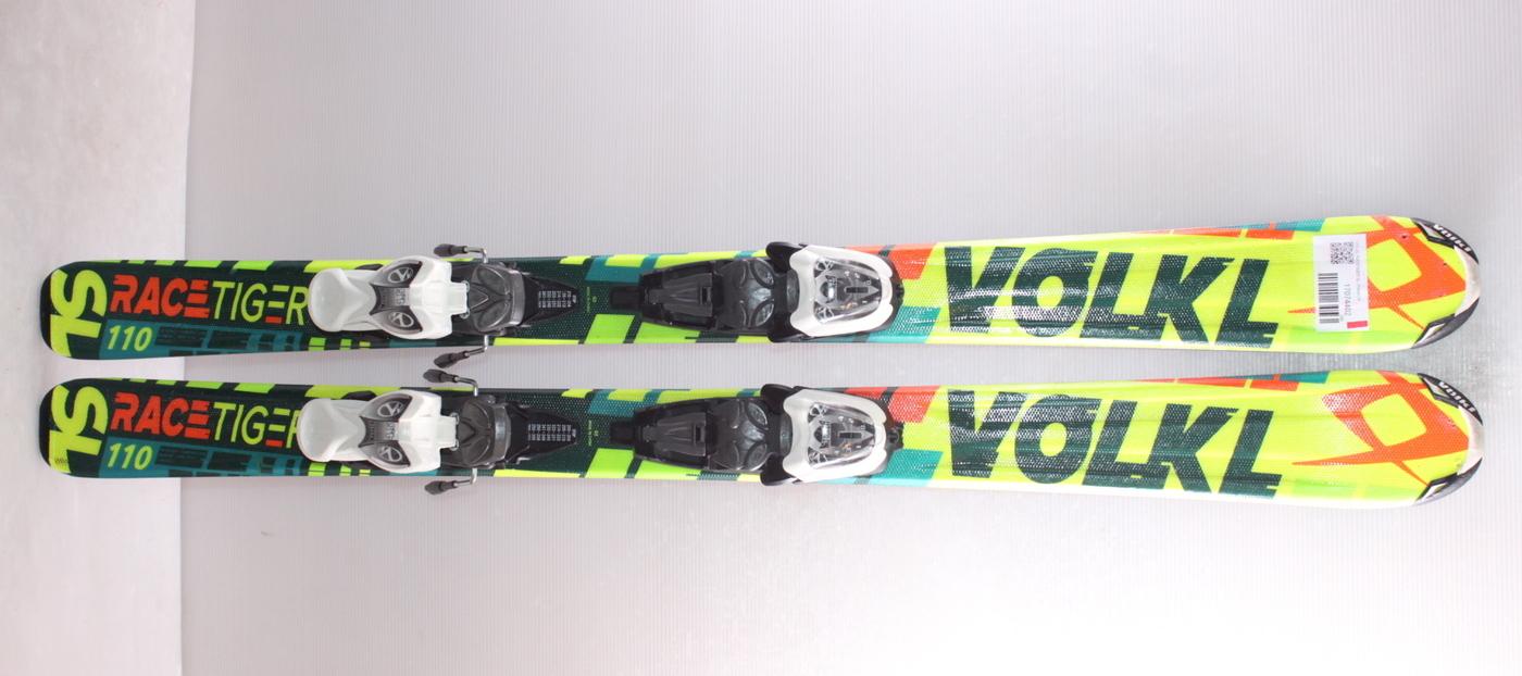 Dětské lyže VOLKL RACETIGER SL 110cm