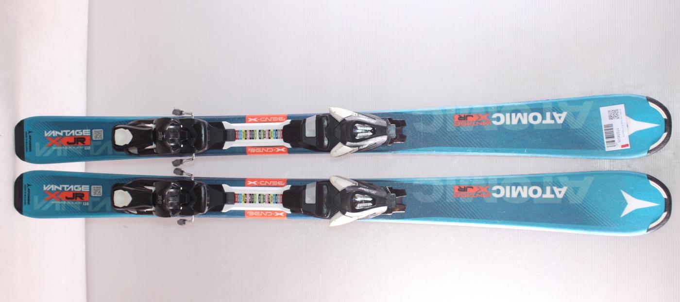 Dětské lyže ATOMIC VANTAGE JR X 110cm