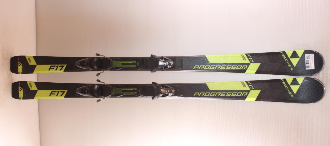 Lyže FISCHER Progressor F17 160cm
