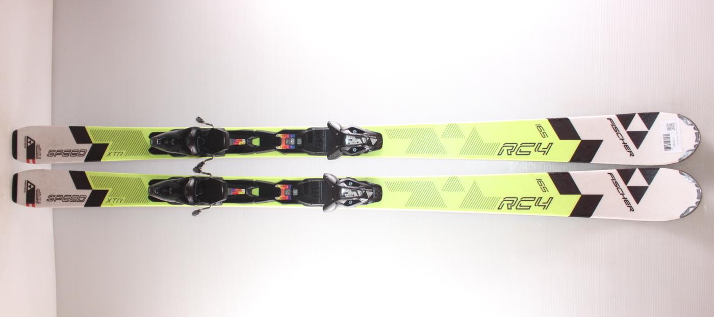 Lyže FISCHER RC4 SPEED XTR 165cm