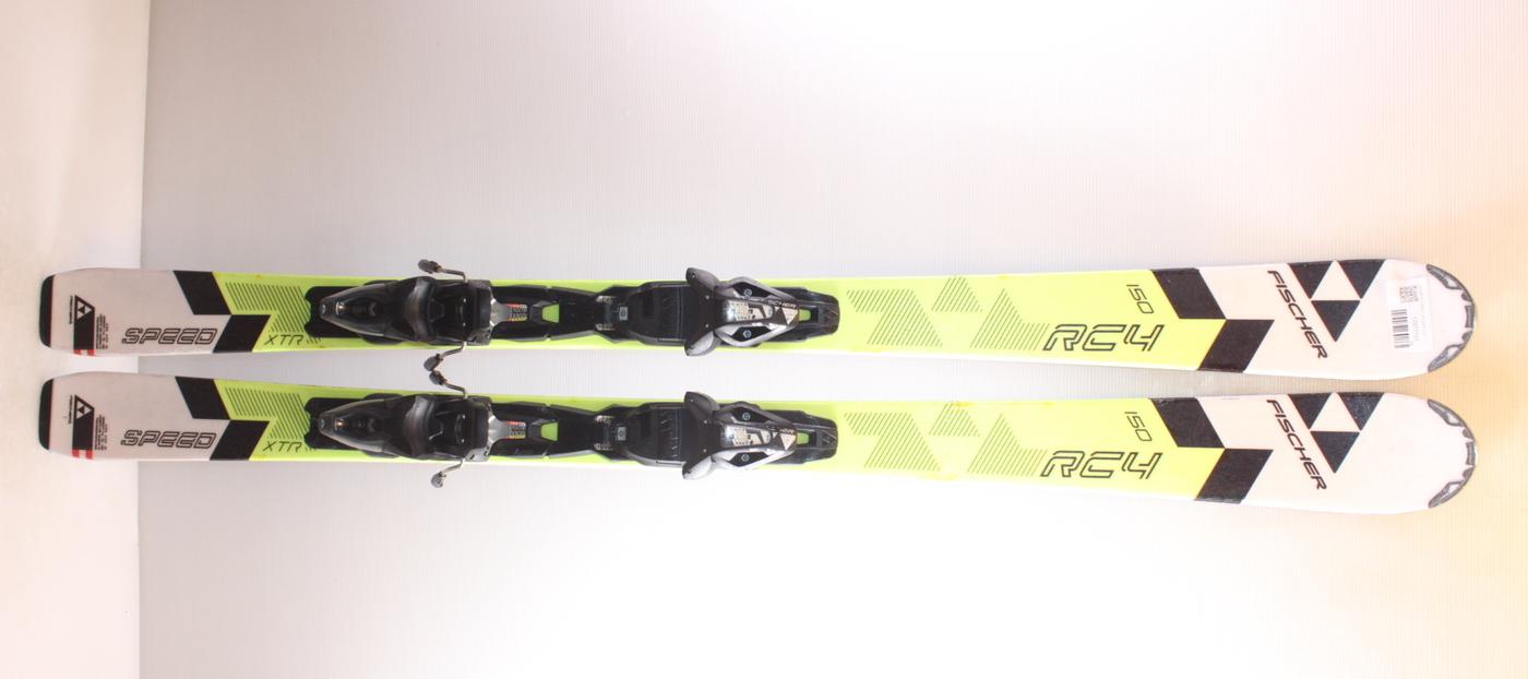 Lyže FISCHER RC4 SPEED XTR 150cm